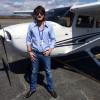 Matias Gil First Solo 522014 CFI Maurice Morneau