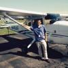 Oliver Porter Private Pilot 71114 CFI Maurice Morneau